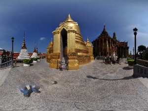 Grand Palace, Thailand (VR360)