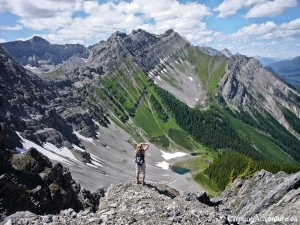 View From the Top | Alberta Rocky Mountains