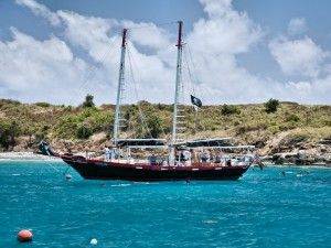 Splashing Around: Turtle Cove Sail & Snorkel, USVI