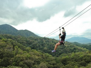 Zipline Exhilaration | Vallarta Adventures