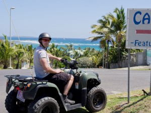 The Magnificance of St.Maarten | View from an ATV