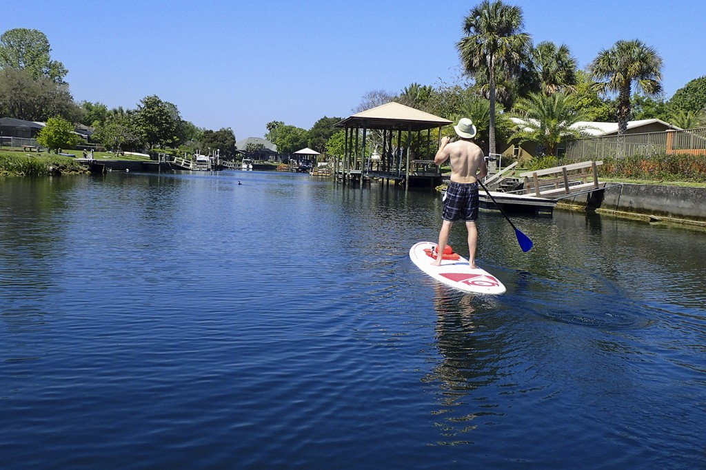 Crystal River SUP