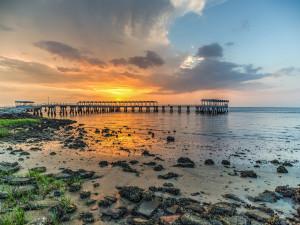 Jekyll Island Pier