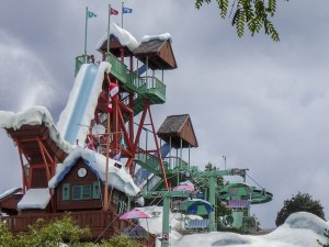 Refreshing Coolness at Disney's Blizzard Beach