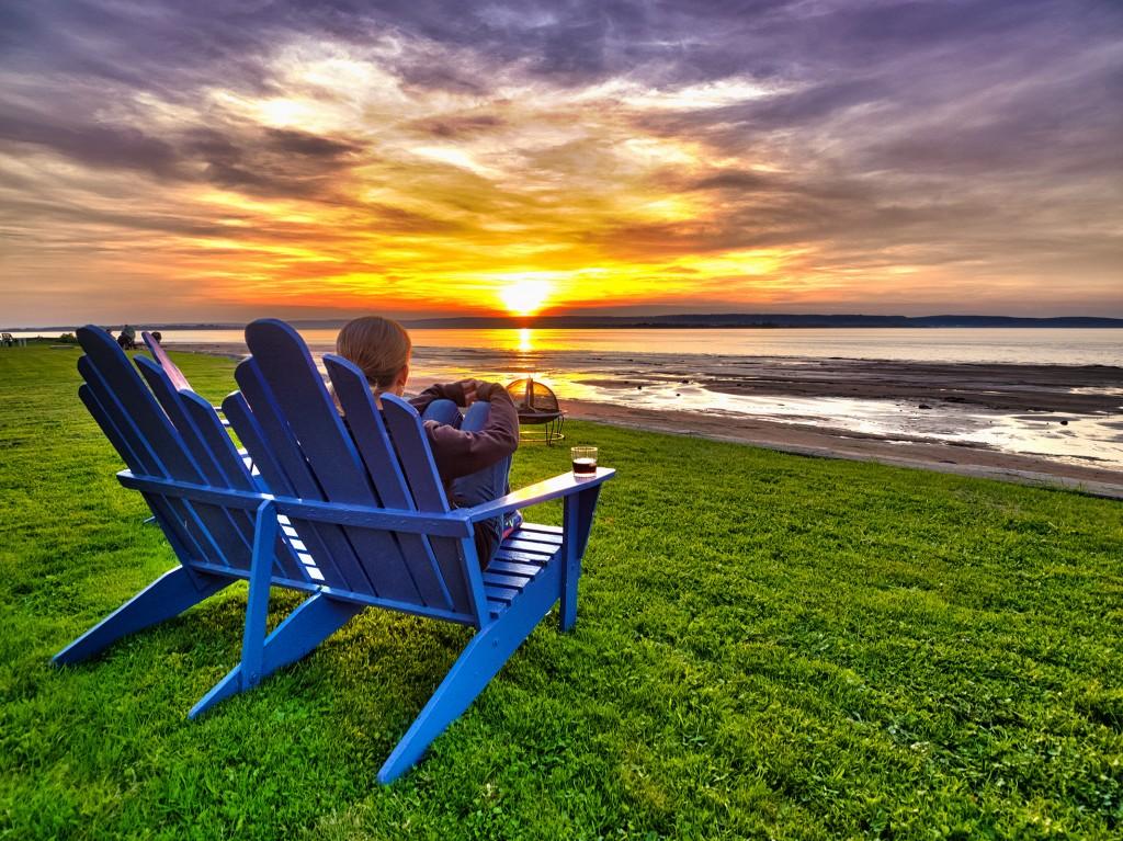 Evangaline Beach, Nova Scotia
