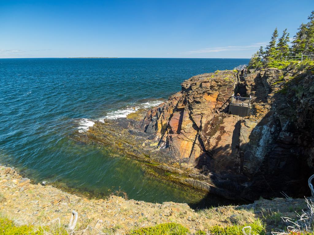 The Ovens Natural Park, Nova Scotia