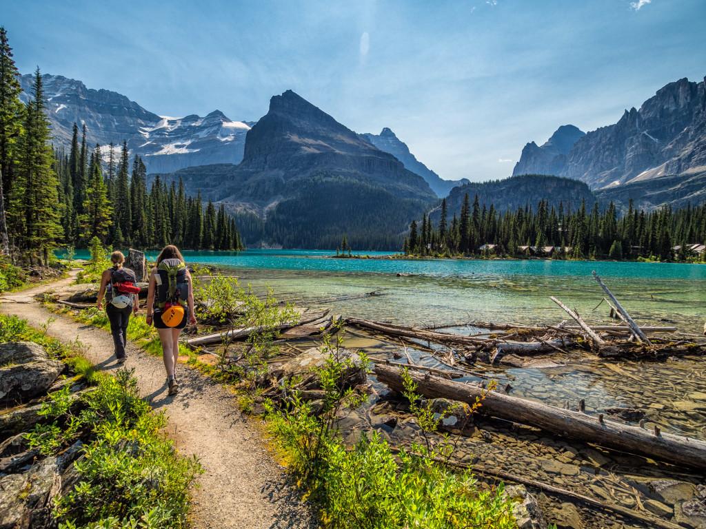 Lake O'Hara British Columbia