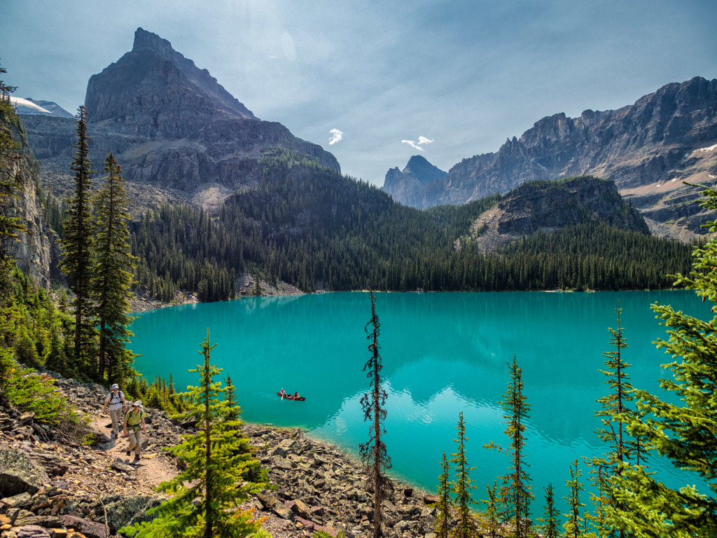 Lake O'Hara British Columbia
