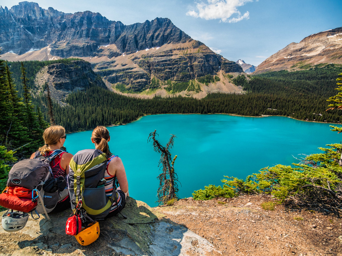 Adventure Guide How To Hike At Lake O Hara In Yoho