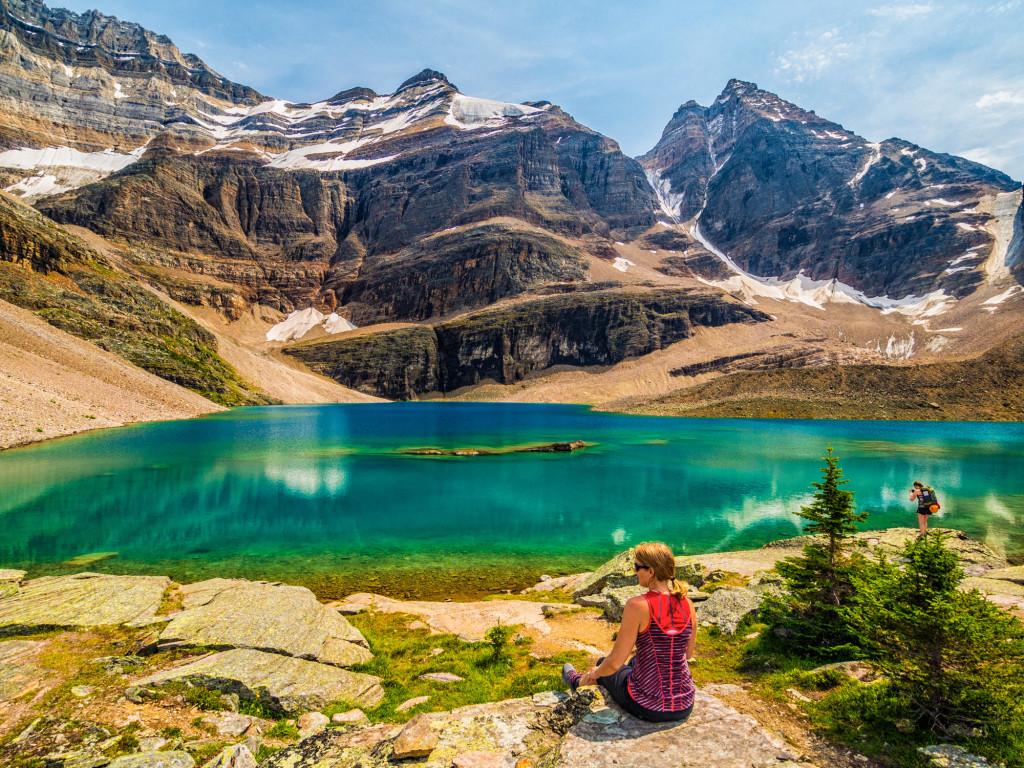 Lake Oesa Trail, British Columbia