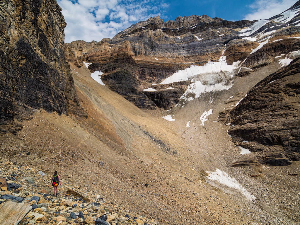 Abbot Pass Trail, British Columbia