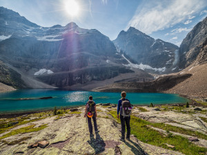 Unparalleled Canadian Hiking: Lake O'Hara, All Skill Levels Welcome