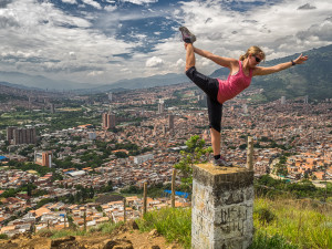 Walks, Hills and Hikes: Medellin, Colombia