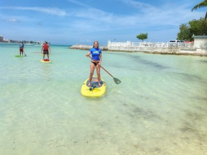 Adventure Guide: SUP with PappaSurf in Nassau, The Bahamas