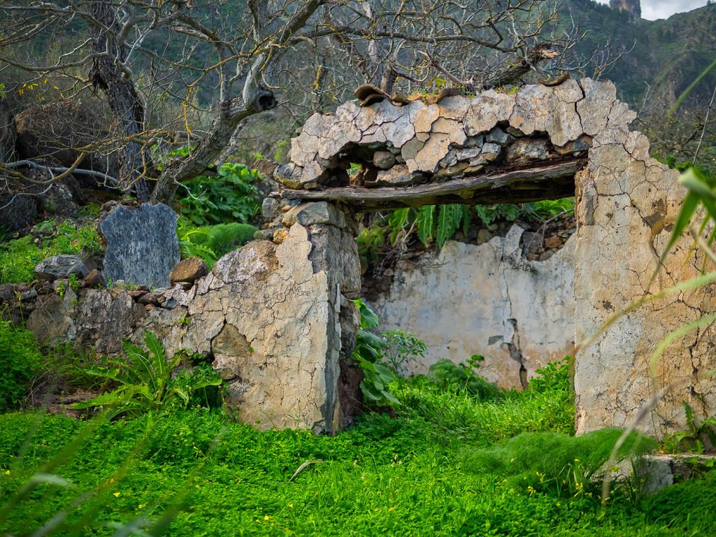 Cauldera Los Marteles to Rincon