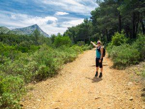 Hiking Provence: Montagne Sainte Victoire